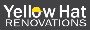 Yellow Hat Renovations Logo